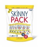 SkinnyPop White Cheddar Popcorn SkinnyPacks 6 Count