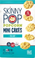 SkinnyPop Popcorn Sea Salt Mini Cakes