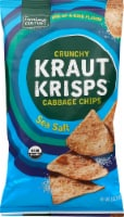 Farmhouse Culture Sea Salt Kraut Krisps Cabbage Chips