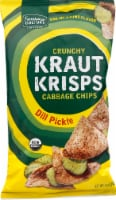 Farmhouse Culture Dill Pickle Kraut Krisps Cabbage Chips