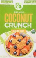 NUCO Coconut Crunch Grain-Free Cereal