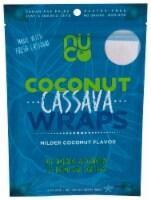 NUCO Coconut Cassava Wraps