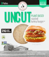 Before the Butcher UNCUT Plant-Based Roasted Turkey Burger