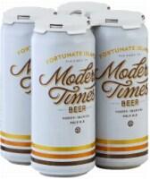 Modern Times Fortunate Islands Pale Ale - 4 cans / 16 fl oz