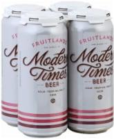 Modern Times Fruitlands Sour Gose - 4 cans / 16 fl oz