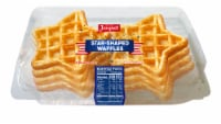 Jacquet Star-Shaped Waffles 10 Count