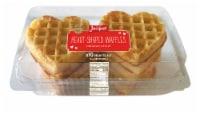 Jacquet Heart-Shaped Belgium Waffles