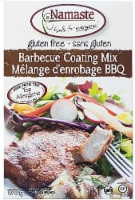 Namaste Foods  Coating Mix Gluten Free   Barbecue