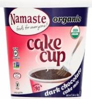 Namaste Foods Organic Cake Cup Dark Chocolate Cake Mix