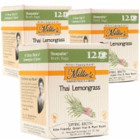 Millie's Thai Lemongrass Sipping Broth - 36 Count - 1