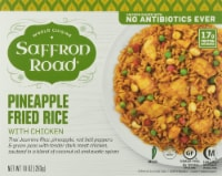 Saffron Road Pineapple Fried Rice with Chicken - 10 oz