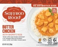Saffron Road Butter Chicken with Basmati Rice - 10 oz
