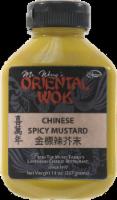 Oriental Wok Chinese Spicy Mustard - 9.6 Oz