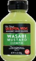 Oriental Wok Wasabi Mustard