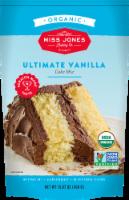 Miss Jones Organic Vanilla Cake Mix
