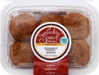 Lucky Spoon Bakery Cinnamony Streusel Muffins