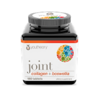 Youtheory Joint Collagen + Boswellia Mini Tablets