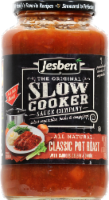 Jesben Slow Cooker Sauce Classic Pot Roast