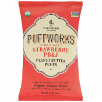 Puffworks Strawberry PB and J Peanut Butter Puffs