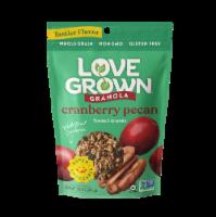 Love Grown Sweet Cranberry Pecan Oat Clusters