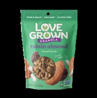 Love Grown Raisin Almond Crunch Oat Clusters