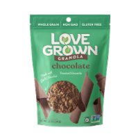 Love Grown Cocoa Goodness Oat Clusters