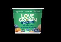 Love Grown Blueberry Banana Walnut Hot Oats