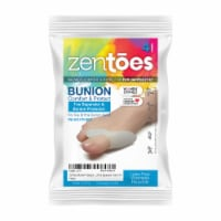 ZenToes Bunion Protector with Attached Toe Separator - Pack of 4 - 4