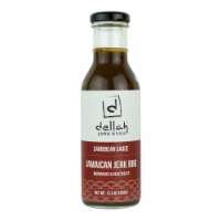 Dellah Global Kitchen Jamaican Jerk BBQ Sauce