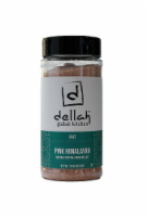 Dellah Global Kitchen Pink Himalayan Natural Crystal Finishing Salt