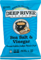 Deep River Snacks Sea Salt & Vinegar Kettle Cooked Potato Chips