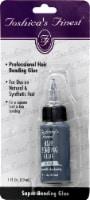 Toshica's Finest Black Hair Bonding Glue - 1 fl oz