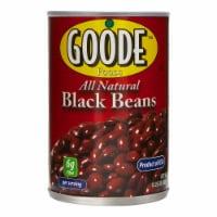 Goode Foods Black Beans - 15.25 oz