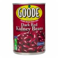 Goode Dark Red Kidney Beans - 15.25 oz