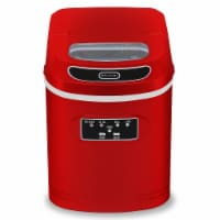 Whynter IMC-270MR 27 lbs Compact Portable Ice Maker - Red - 1