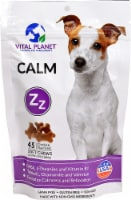 Vital Planet Calm Chicken Flavored Dog Soft Chews