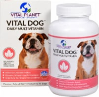 Vital Planet  Vital Dog™ Daily Multivitamin   Beef