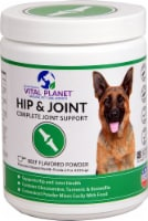 Vital Planet  Hip & Joint For Dogs Powder   Beef