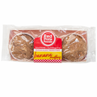 Red Plate Banana Muffins - 3 ct / 7.5 oz