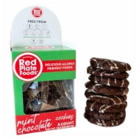 Red Plate Mint Chocolate Cookies - 8 ct / 10.5 oz