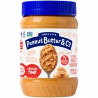 Peanut Butter & Co. Crunch Time Crunchy Peanut Butter