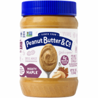 Peanut Butter & Co. Mighty Maple Syrup and Peanut Butter Blend