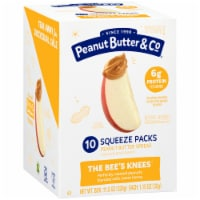 Peanut Butter & Co The Bees Knees Peanut Butter Squeeze Packs