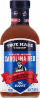 True Made No Sugar Added Carolina Red BBQ Sauce