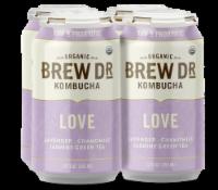 Brew Dr. Love Kombucha