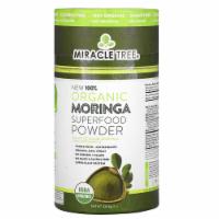 100% Organic Moringa Canister -- 8oz