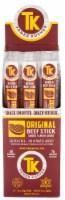 Tomer Kosher Original Beef Sticks 24 Count