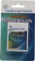 Scandinavian Formulas  Good Breath - 60 Softgels