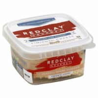Redclay Gourmet Classic Sharp Cheddar Pimiento Cheese - 10 oz