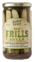 YeeHaw Pickle Co. No Frills Dill Pickle Spears